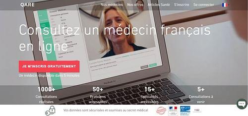 Qare - Publicité en ligne