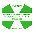 Modern Innovation Myanmar Int'l Events logo