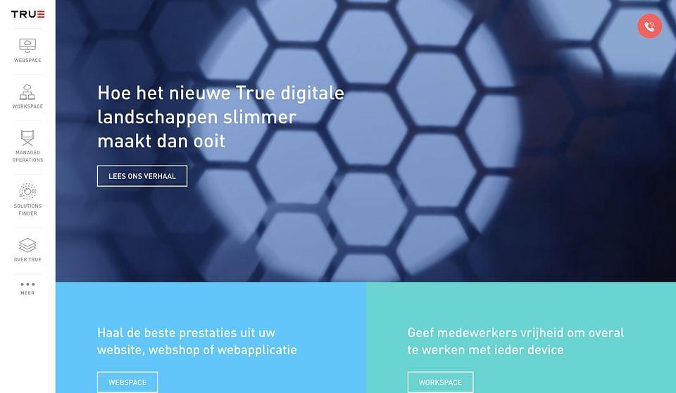 Wordpress website en Online marketing voor True.nl