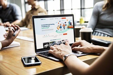 Site web pour Lizelo.com