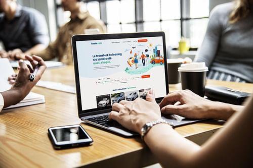 Site web pour Lizelo.com - Création de site internet