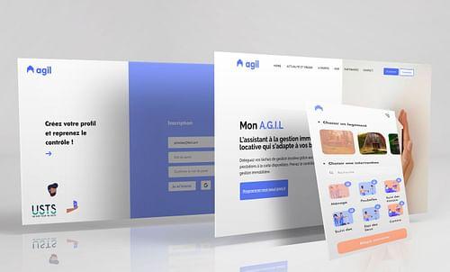 MON AGIL - Web Application
