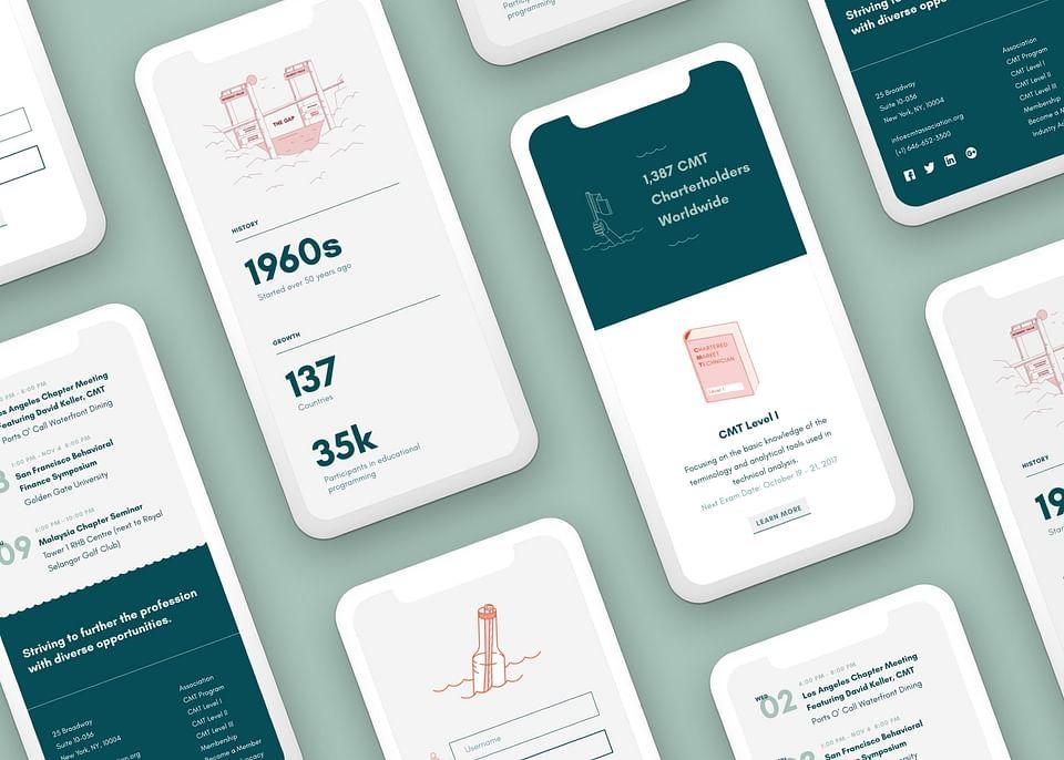 Branding & Web Design for Global Credential Body