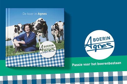 Marketingondersteuning voor Boerin Agnes - Website Creatie
