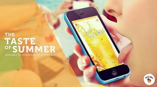 Taste of Summer – Mobile Tasting App - Advertising