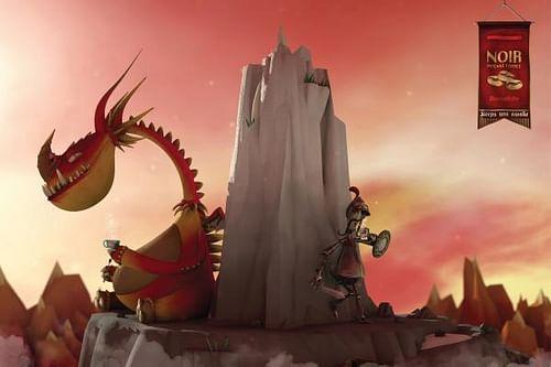 Dragon - Publicidad