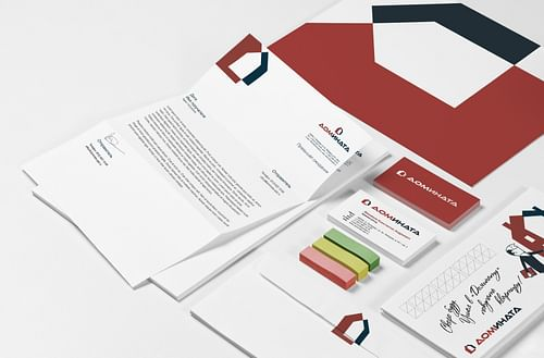 Naming and branding campaign for real estate - Advertising