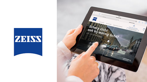 CARL ZEISS – BENE Eindejaarsactie DriveSafe - Online Advertising