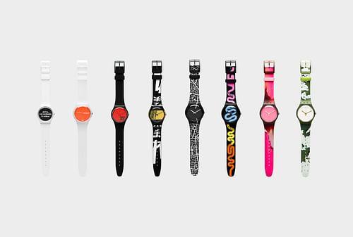 Swatch - Design & graphisme