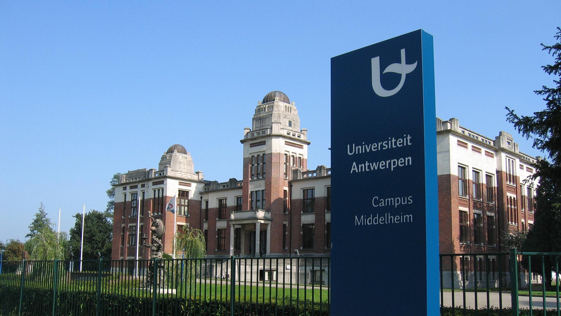 Universiteit Antwerpen Corporate Identity - Branding & Positionering