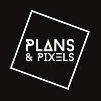 Plans & Pixels logo