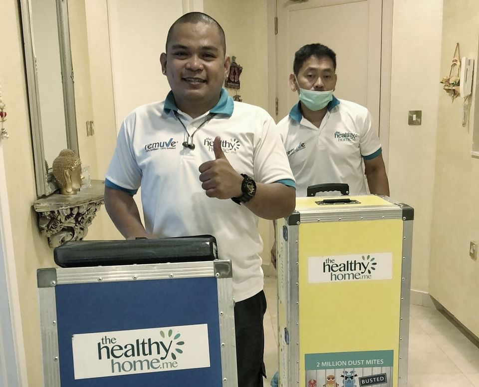 Lead Campaign - The Healthy Home - Cleaning Co