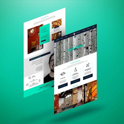 Identité Visuelle | Atelier Equinoxe - Design & graphisme
