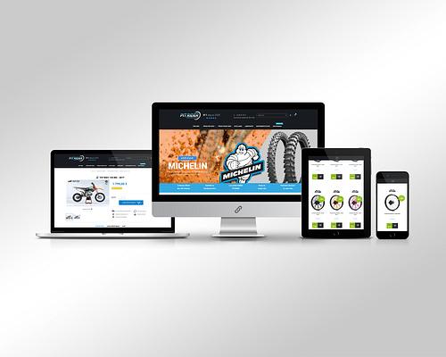 Pitrider   Site E-Commerce [PRESTASHOP] - E-commerce
