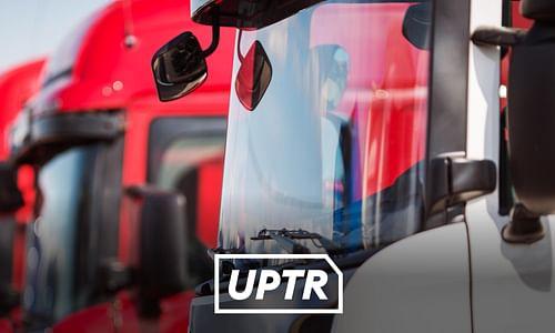 🚚 UPTR: Complete rebranding and custom WP site - Branding & Positioning