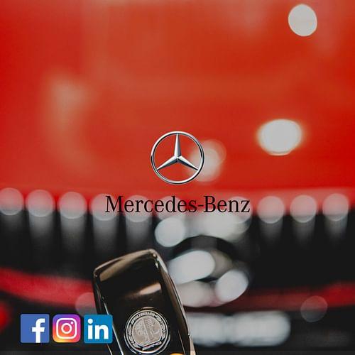Mercedes-Benz Own Retail Belgium - Réseaux sociaux