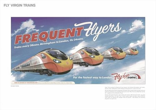FREQUENT FLYERS - Advertising