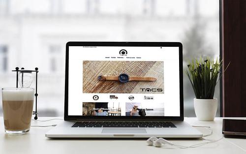 Site e-commerce TACS - E-commerce