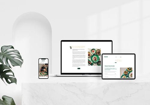 Nos réalisations avec Habibi - Création de site internet