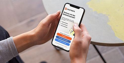 CRAFTNOTE - Die Handwerker App für Baustelle un... - Mobile App