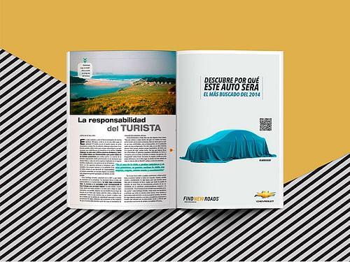 Chevrolet Campaña - Estrategia de contenidos