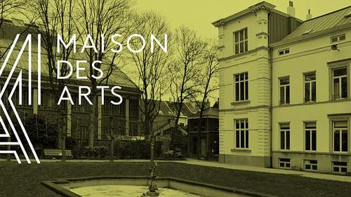 Maison des arts - Design & graphisme