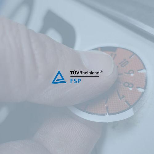Tüv Rheinland - Création de site internet