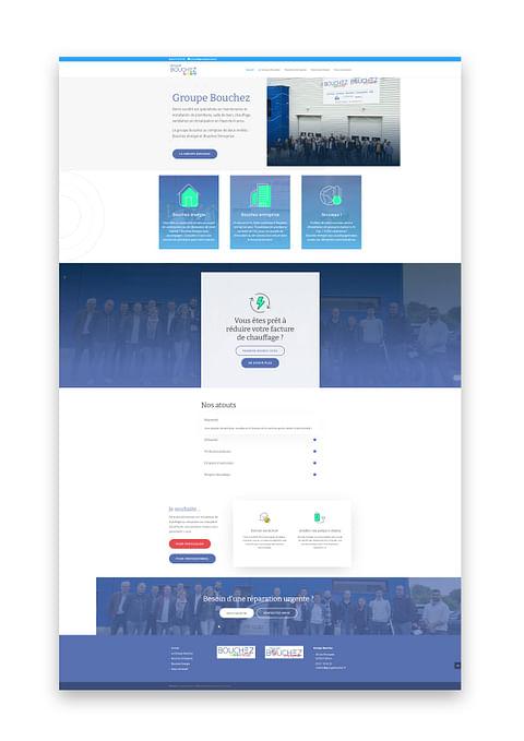 Création de site internet et stratégie SEO