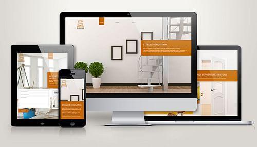 site web - Création de site internet