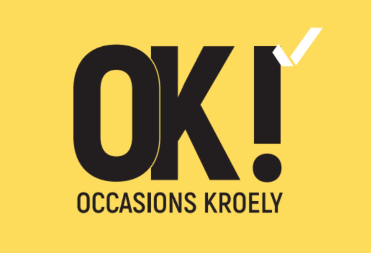 Création de marque - OK! (Occasion Kroely) - Image de marque & branding