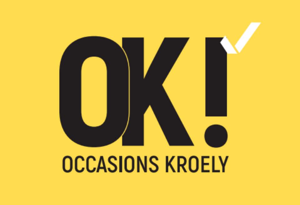 Création de marque - OK! (Occasion Kroely)