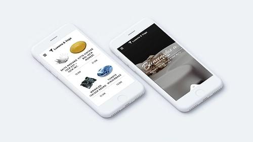 Luesma & Vega - E-commerce