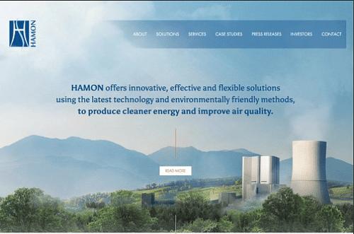 Hamon - Stratégie   Site web   Design   UX   API - Création de site internet