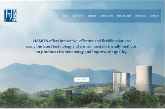 Hamon - Stratégie   Site web   Design   UX   API