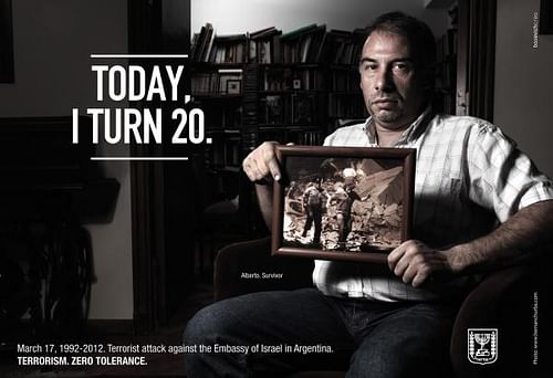 Survivors 20 Years Later, Alberto - SEO