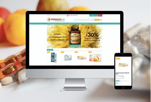 Corporate Website - E-Commerce