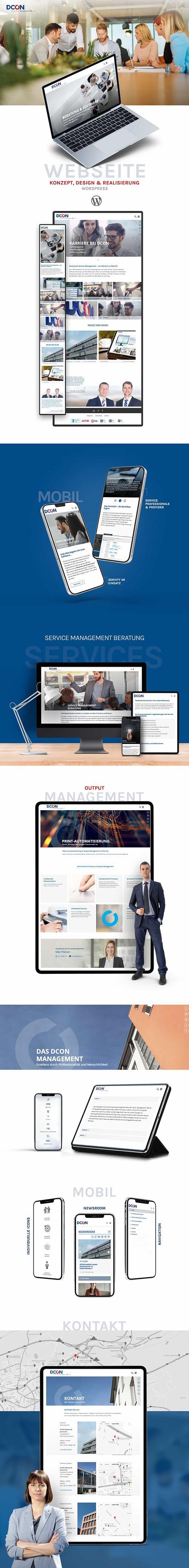 DCON - Web Application
