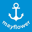 Agence Mayflower logo