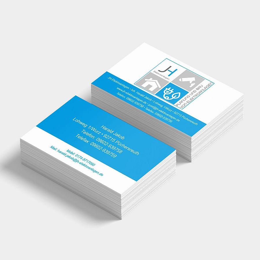 Geschäftsausstattung, Webdesign, Branding