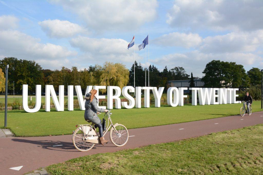 Gebruikersonderzoek - Universiteit Twente