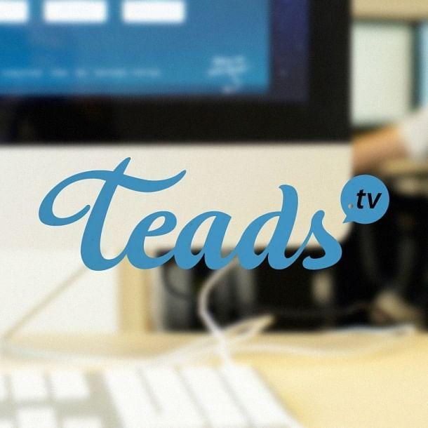 Logo startup : Teads