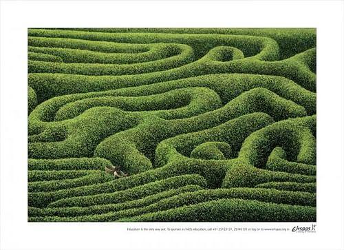 Tea Estate - Advertising