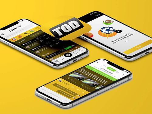 Tod Market - Application mobile