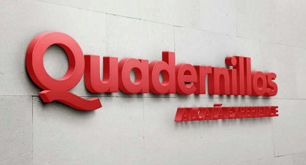 Branding Parque Comercial Quadernillos