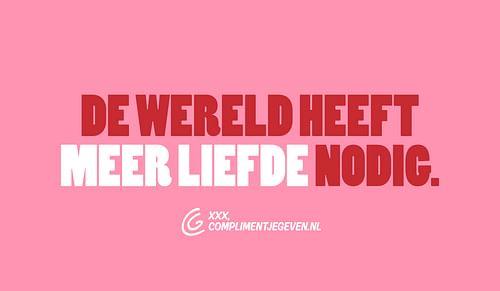 Complimentjegeven.nl - Merkconcept - Branding & Positionering