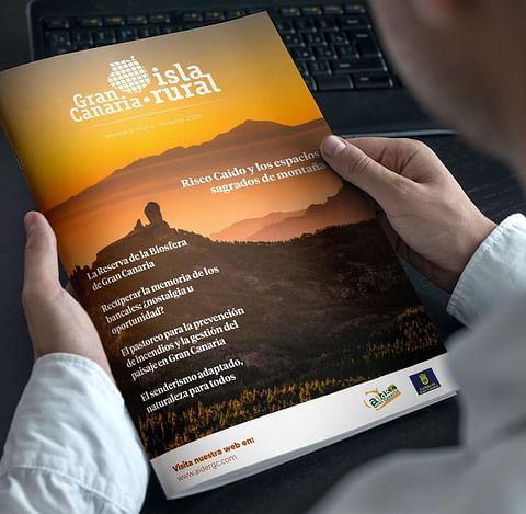 Revista Gran Canaria Isla Rural
