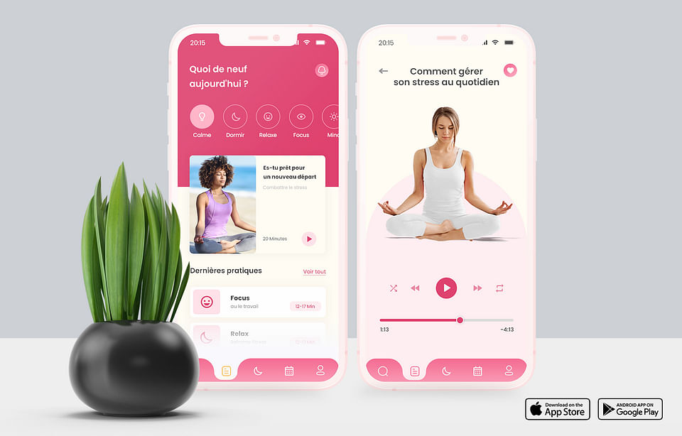 Focus | Application Web