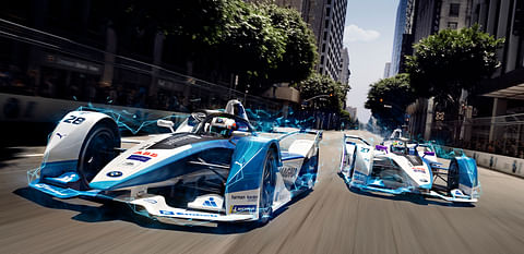 BMW Motorsport - #RacingBeyond