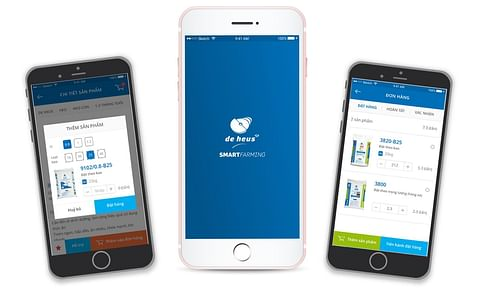 CMS & App: Smart Farming