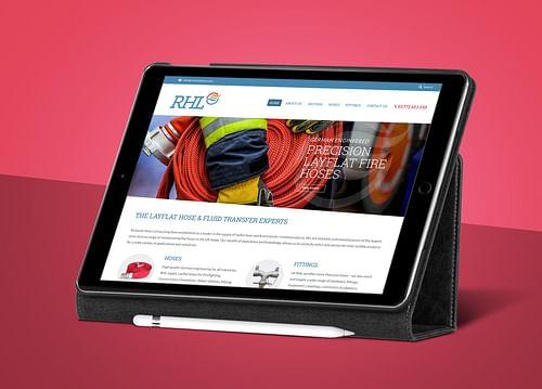Brand Consultancy - Rebrand & Website Redesign - Graphic Design